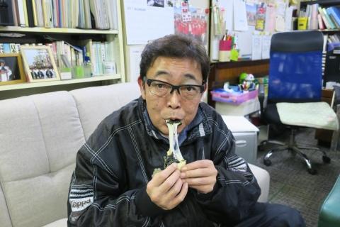 「お餅は美味しいなぁ~!」 (0)