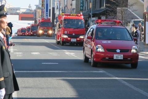 「平成29年石岡市消防出初式」⑰
