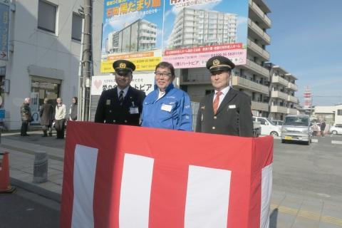 「平成29年石岡市消防出初式」㉒