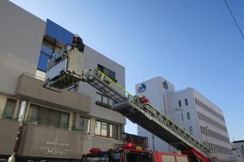 「平成29年石岡市消防出初式」㉙