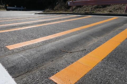 「風返峠を道路改良してドリフト族対策」③