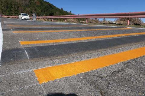 「風返峠を道路改良してドリフト族対策」⑦