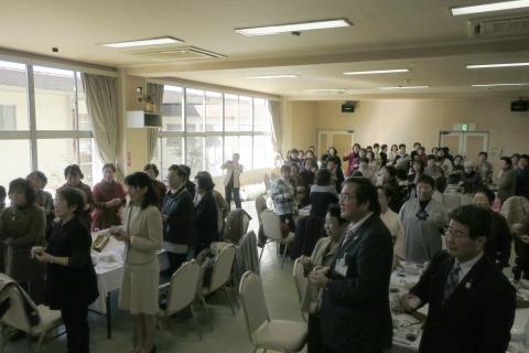「平成29年石岡市地域女性団体連絡協議会」新年会②
