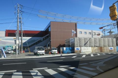 「石岡駅前交番が移転するよ!」④