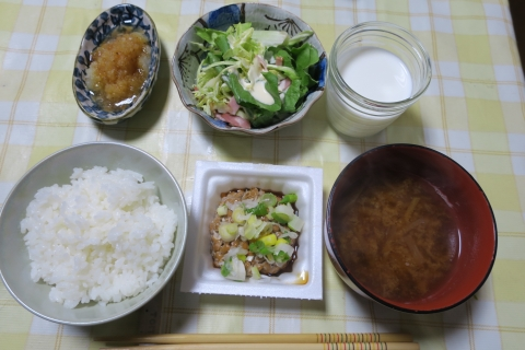 「納豆の消費量、茨城県は日本一位」①