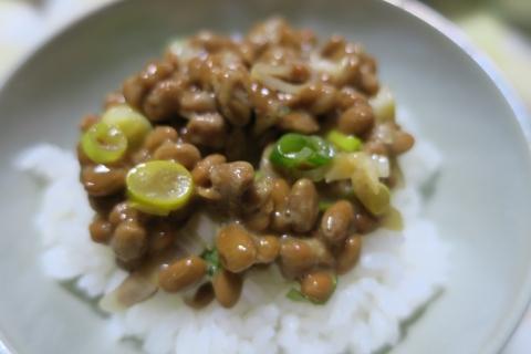「納豆の消費量、茨城県は日本一位」⑤