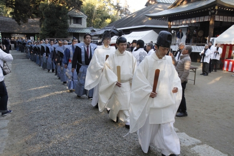 「平成29年常陸國總社宮 節分祭」⑤2