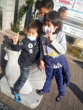 平成29年1月2日成田山にて (3)