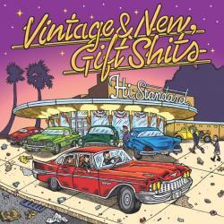 Vintage & New,Gift Shits/Hi-STANDARD