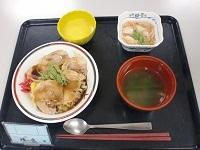 170126チャーシュー丼 (2)