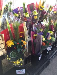 花束も色々♪