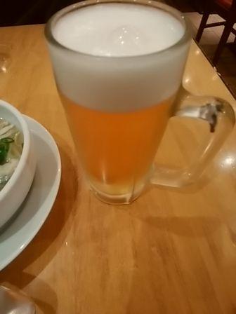 ビールうほほほ