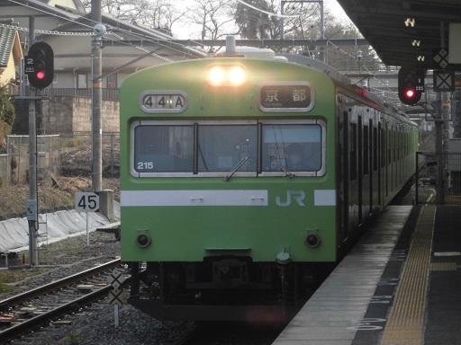 103系ナラNS407編成