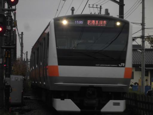 E233系トタ青663編成