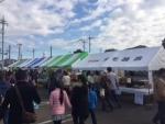 農業祭テント