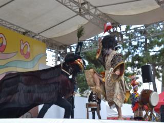 和唐内獅子舞