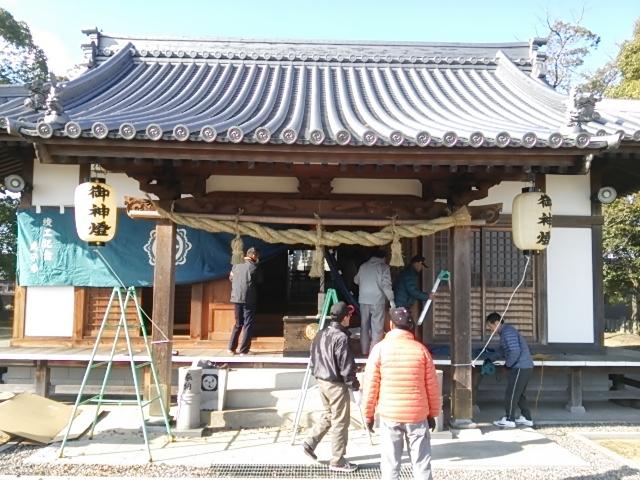 新羅神社①