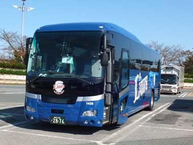 1西武高速バス長野5便1113