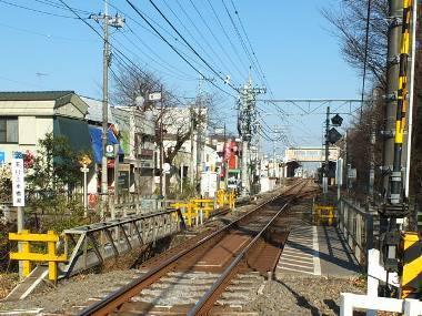 7鷹の台駅0104