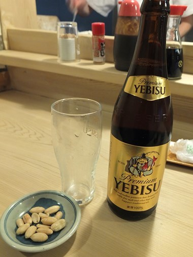 7ビール&ピーナッツ0111