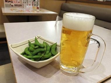 9ビール&枝豆0128