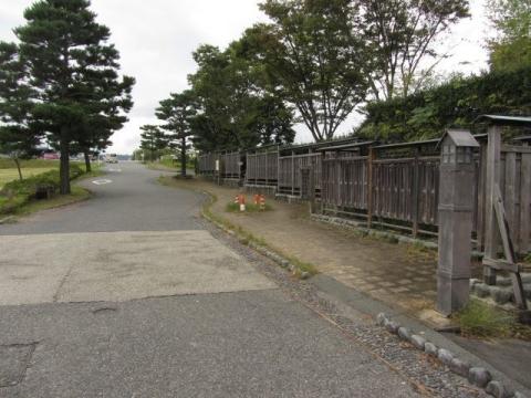 大井川渡し跡