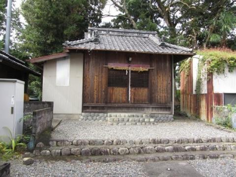 八重枠稲荷神社