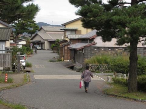 島田宿川越し場跡