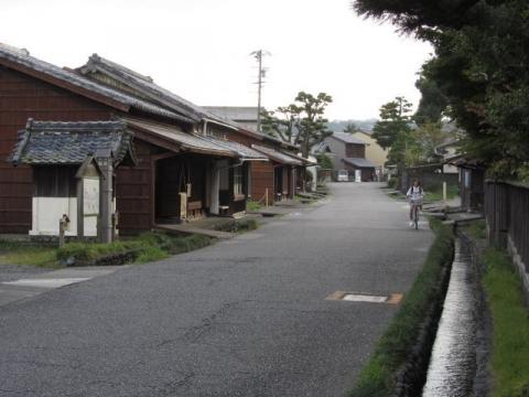 島田宿川越し場