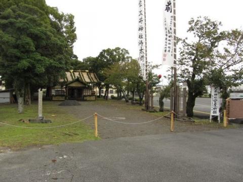 大井神社御旅所