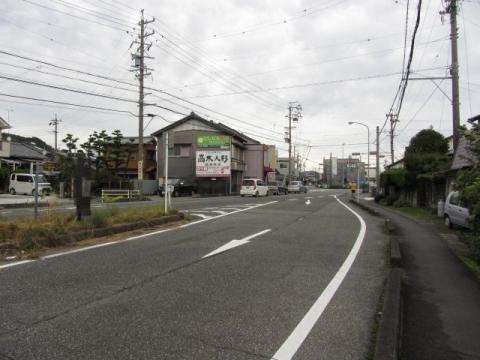 県道381号 島田市道悦