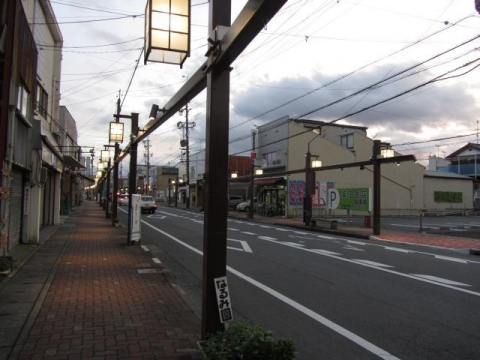 藤枝宿下本陣跡