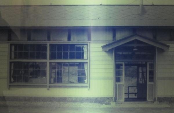 現役時代の添牛内駅