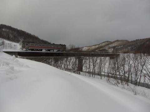 第8留萌川橋梁