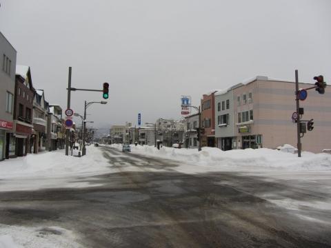 深川駅前通り