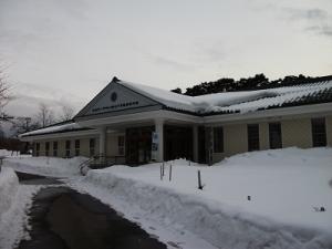 170209雪中行軍資料館