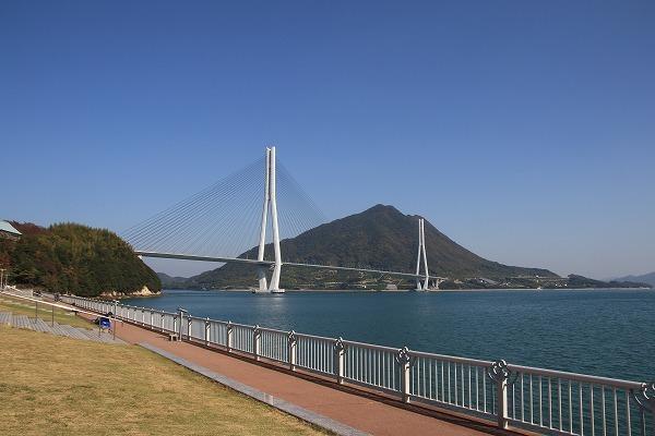 多々羅大橋 161112 01
