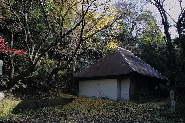 奥松瀬川水越地区紅葉 161126 0