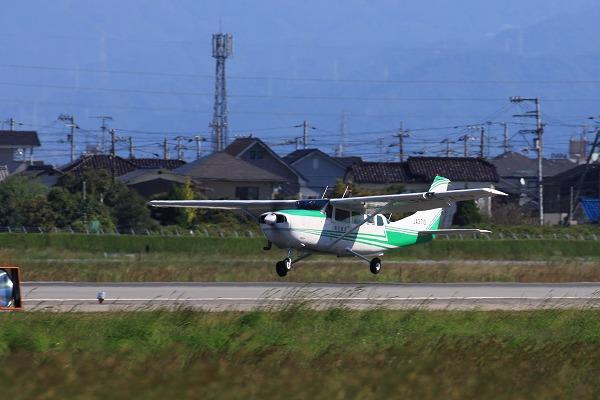 共立航空撮影 Cessna T207A Turbo Stationarir7 JA3710 RJOM 161024 01