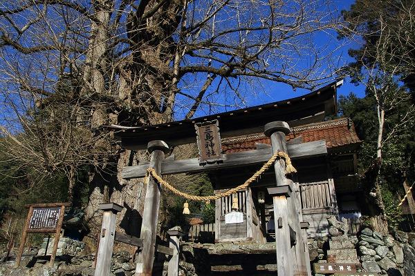 中川三島神社 170101 0
