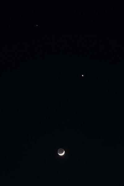 火星・水星・月170131 02