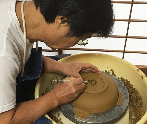 2016:11:22縁飾り桜釉中深皿2