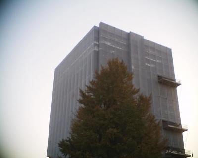 雲隠れの五重塔・浅草寺:R2
