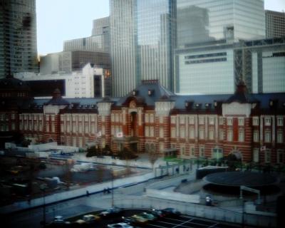 東京駅:Entry