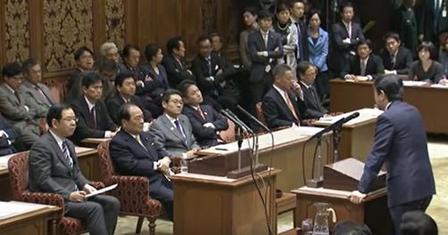 50 党首討論 志位 安倍 その2 2016年12月