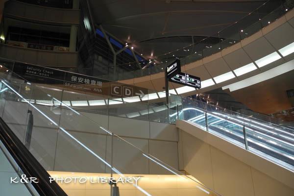 2016日3月20日羽田空港1