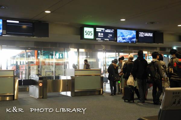 2016日3月20日羽田空港11