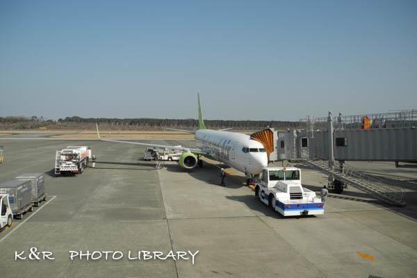 2016日3月20日熊本空港1