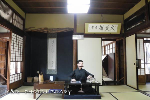 2016日3月20日夏目漱石旧居12