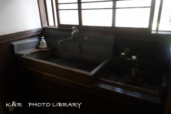 2016日3月20日夏目漱石旧居14